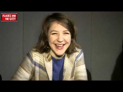 Game of Thrones Yara Greyjoy Interview - Gemma Whelan