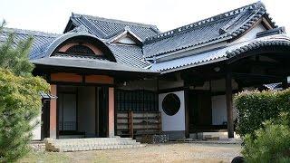 秋の特別公開始まる 京都宇治・松殿山荘