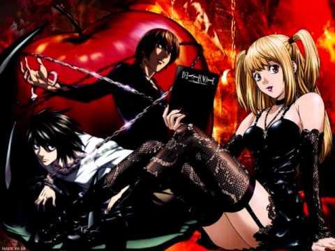 Death Note - Alumina (Female Version)