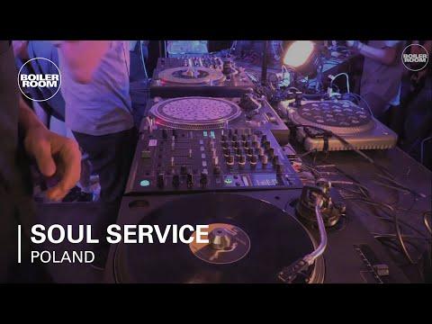 Soul Service Boiler Room Poland DJ Set
