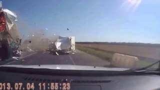Страшные аварии на дорогах  Авария  Дтп