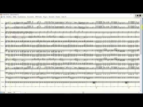 Viva la Vida - Coldplay   Free Sheet Music for School Ensemble