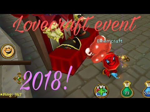ARCANE LEGENDS LOVECRAFT EVENT 2018! Hugthulu And Hugthulu Prime Boss!