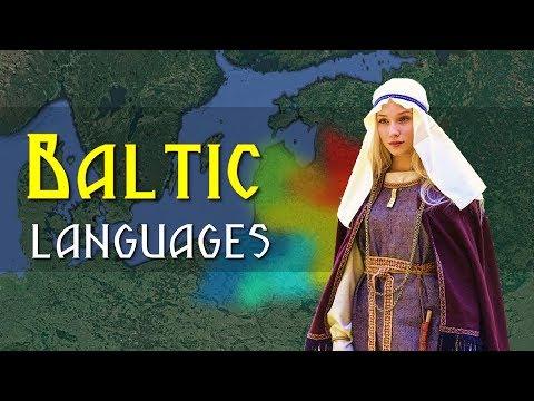 Baltic Language Family