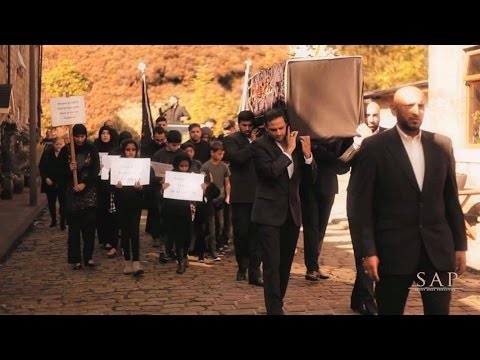 Seerat Abbas | I Will Never Forget You Hussain (a) | Official Video Release | English Noha 2016