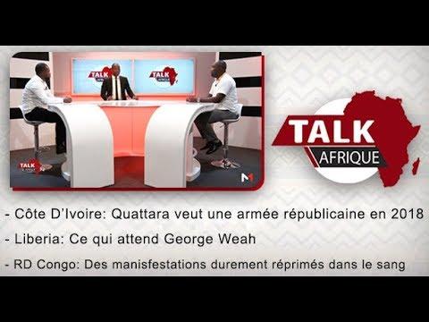Côte D'Ivoire: Quattara veut une armée républicaine en 2018 & Liberia: Ce qui attend George Weah