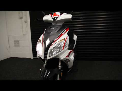 Lexmoto FMR 125 EFI Scooter 125cc 2018 Model *FINANCE & DELIVERY AVAILABLE*
