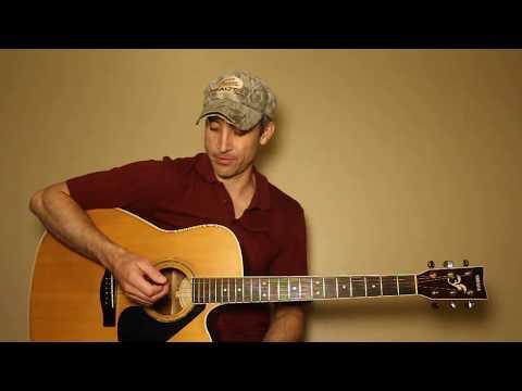 No Stopping You - Brett Eldredge - Guitar Lesson | Tutorial