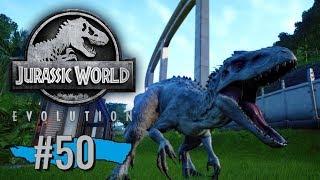 Jurassic World Evolution #50: Der heimliche König: Indominus Rex [Gameplay][German][Deutsch]