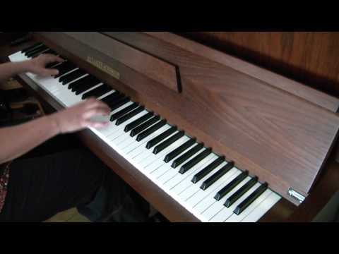 30 Seconds To Mars~Stranger in a Strange Land  piano