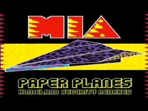 PaperPlanes - MIA (DFA Remix)