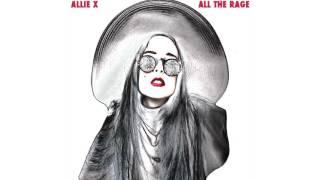 Allie X All The Rage Audio