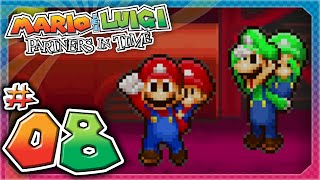 Mario and Luigi: Partners In Time - Part 8: Days Of Future Past!