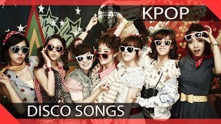 Disco Inspired KPOP Songs
