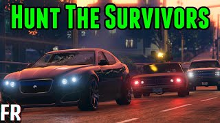 Gta 5 Challenge - Hunt The Survivors
