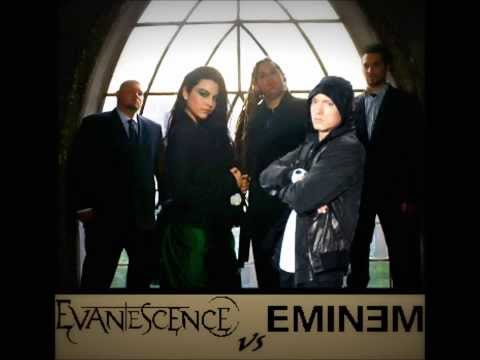 Evanescence vs Eminem - Whisper vs When I'm gone