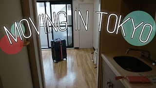 How to's of Moving in Japan