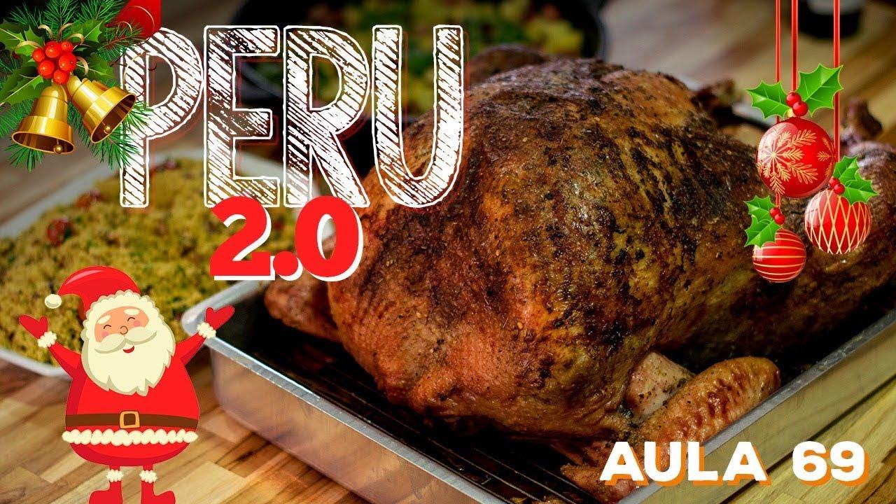 Peru 2.0 (Como fazer o Peru de Natal PERFEITO!!!) / Cansei de Ser Chef