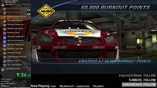 Burnout 3: Takedown | 100% Speedrun [12:31:06.06] (Part 1 of 2)