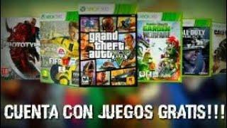 Como Descargar Juegos Para Xbox 360 Completos Y Gratis Por Mega
