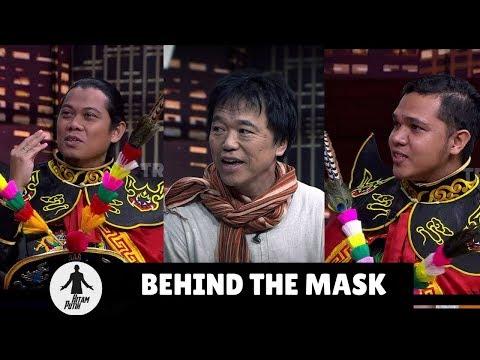 BEHIND THE MASK | HITAM PUTIH (19/01/18) 4-4