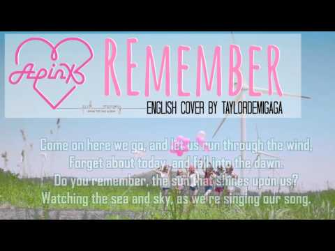 Apink (에이핑크) - Remember | English Cover by JANNY