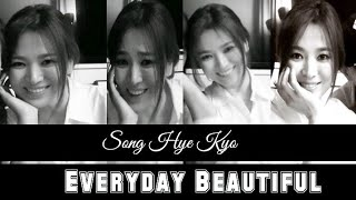 Song Hye Kyo Everyday Beautiful