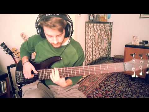 Periphery - Erised (bass cover)