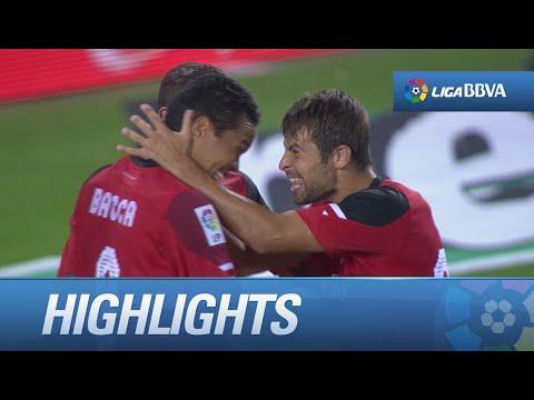 Resumen de RCD Espanyol (1-2) Sevilla FC - HD