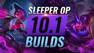 10 NEW Sleeper OP Builds That Almost NOBODY USES in Patch 10.1 - League of Legends Season 10