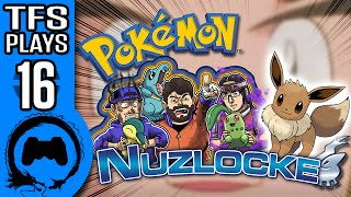 Pokemon Silver NUZLOCKE Part 16 - TFS Plays - TFS Gaming