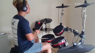 Bebe Rexha - I'm A Mess - Drum cover
