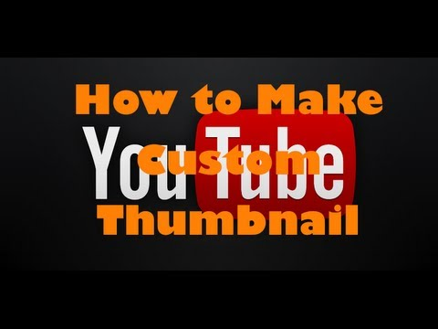 how to change your thumbnail from your video on youtube