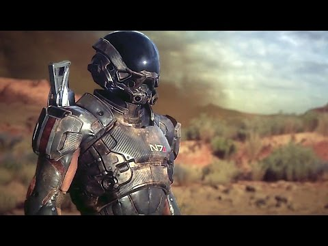 PS4 - Mass Effect Andromeda Trailer (E3 2016)