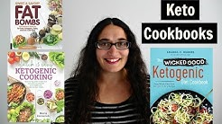 Ketogenic Diet Cookbooks - Low Carb Book Reviews