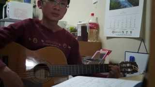 Tình Lỡ (Thanh Bình) - Guitar đệm hát [HD]
