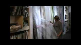 видео Как выбрать ткань для штор