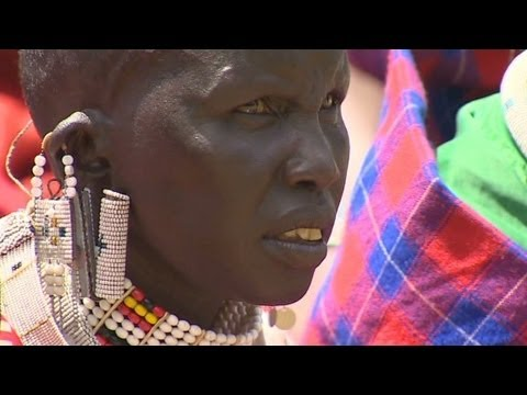 Tanzania's Maasai battle for ancestral grazing land