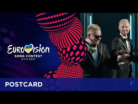 Postcard of Sunstroke Project from Moldova - Eurovision Song Contest 2017