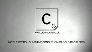 Nicole Otero - Sunshine Song (Thomas Gold Radio Edit)