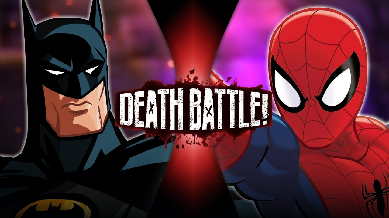 Batman VS Spider-Man (DC VS Marvel) | DEATH BATTLE!