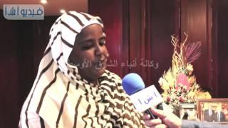 بالفيديو : الدكتورة سامية عبد القادر بالخرطوم المجتمع السوداني هو ملتقى الثقافات