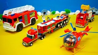 Firefighter Sam, Lego Duplo, Lego, Dickie Toys, Wallaby, Jupiter, movie for kids