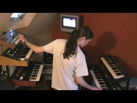 Kraftwerk Synth Jam - Computer Love