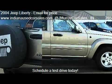 2004 jeep liberty limited edition sport utility 4d for sal youtube. Black Bedroom Furniture Sets. Home Design Ideas