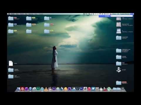Импорт фото и видео с iPhone в Mac OSX