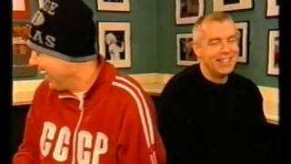 "Pet Shop Boys ""Chris Lowe hysterics""."