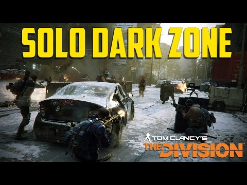 Tom Clancy's The Division - Solo Dark Zone