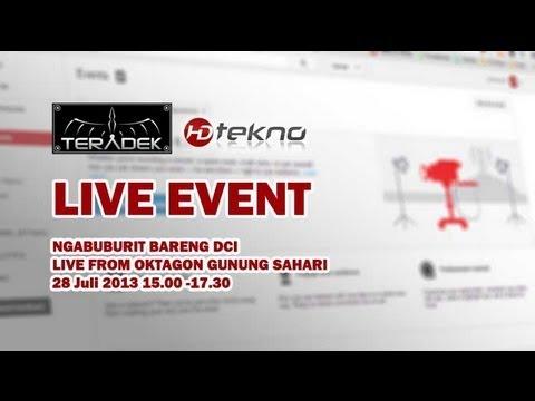 [LIVE EVENT] Ngabuburit Bareng DCI 28 Juli 2013
