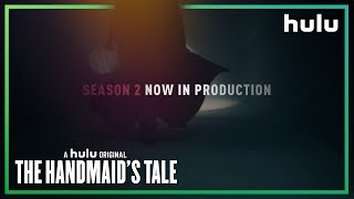 The Handmaids Tale Season 2 - In Production - April 2018 • A Hulu Original